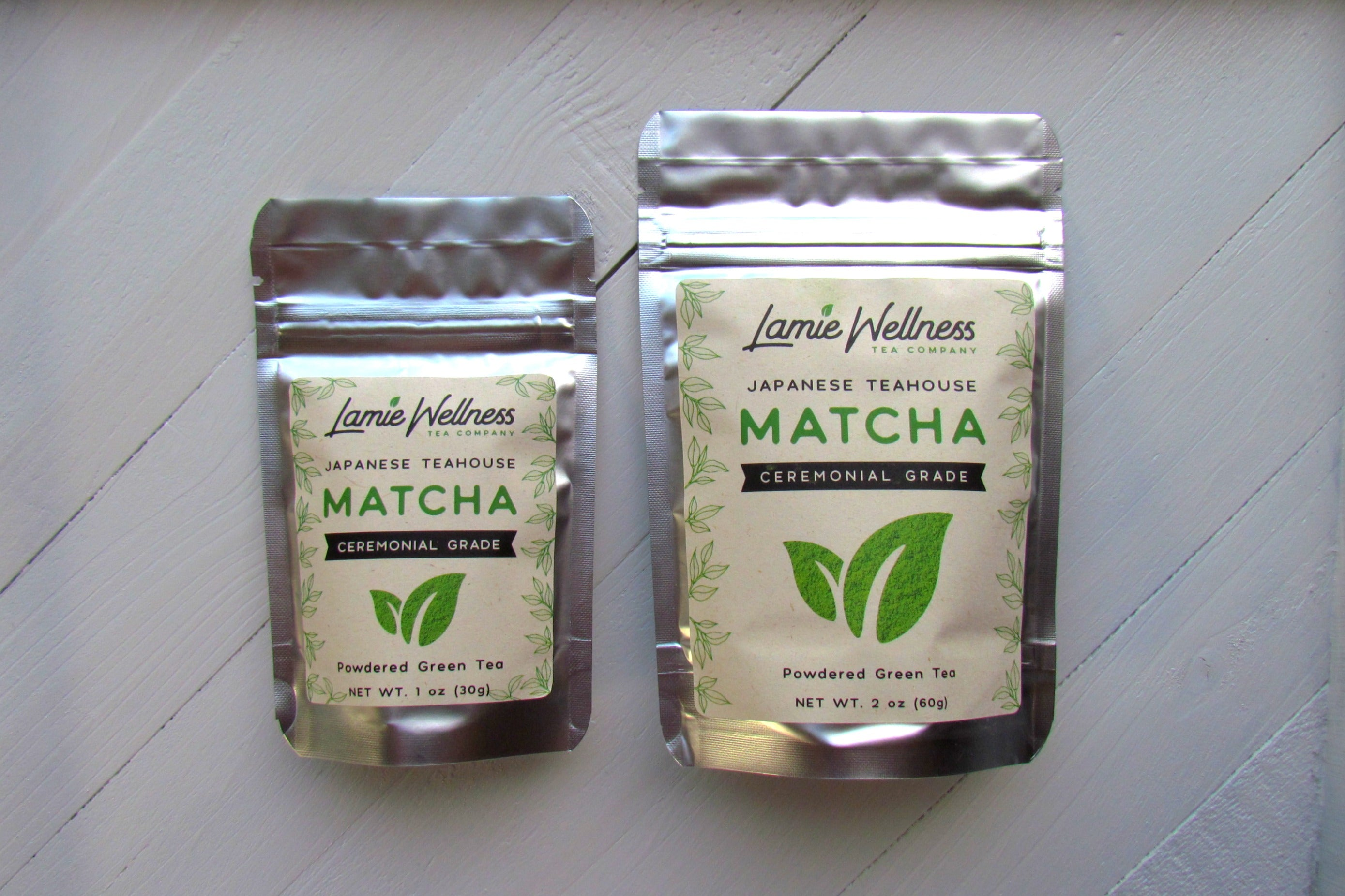 Japanese Teahouse Matcha by Lamie Wellness | Ceremonial Grade Matcha Tea