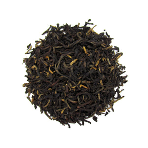 Ancient Forest Black Tea from Old Growth Tea Plants in Yunnan, China