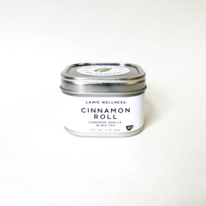 Cinnamon Roll Black Tea