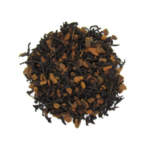 Cinnamon Black Tea with Organic Assam Black Tea, Smooth Cinnamon Chips and Madagascar Vanilla Bean