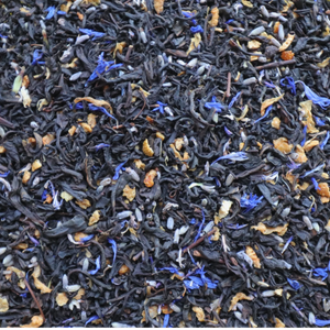 Earl Grey Loose Leaf Black Tea with Lavender and Vanilla Bean by Lamie Wellness Tea Co