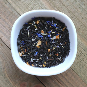 Organic Earl Grey Black Tea by Lamie Wellness Tea Co