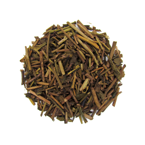 Hojicha Japanese Green Tea Stems | High Roasted Green Tea from Japan