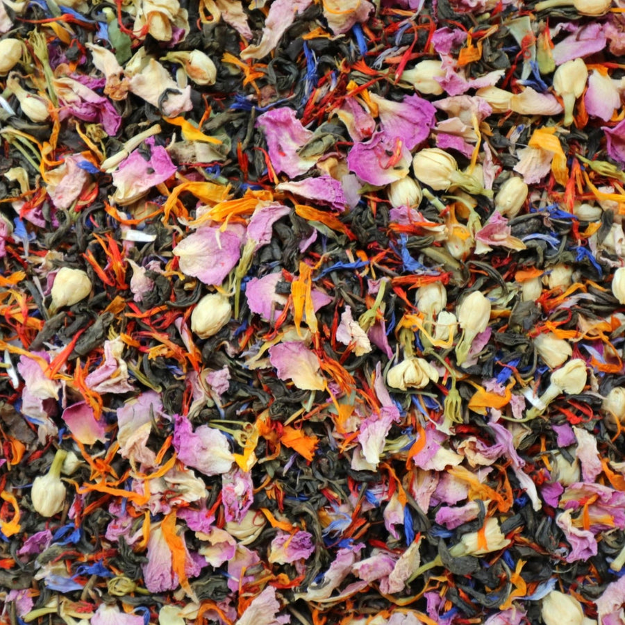 Yosemite Green Tea | Organic Jasmine Green Tea with Organic Wild Flowers