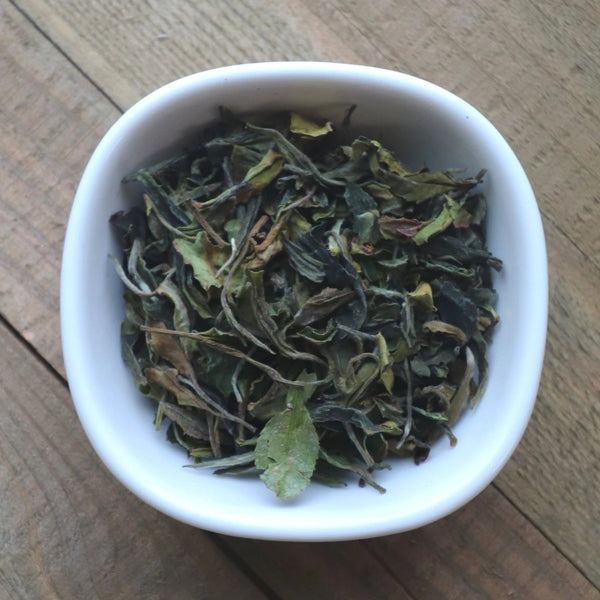 Organic Kumaon White Tea by Lamie Wellness Tea Co