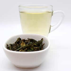 Smooth and Mild Organic White Tea