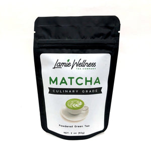 Organic Japanese Matcha | Culinary Grade Matcha Powder from Japan | Powdered Green Tea