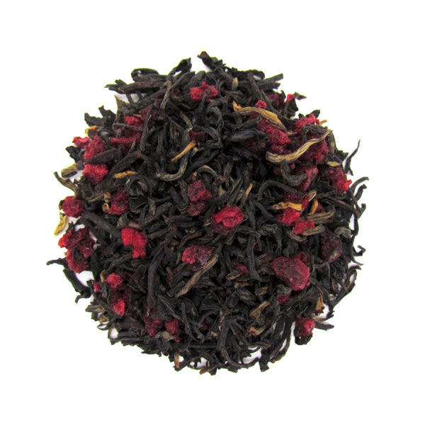West Bay Breakfast Black Tea | Organic Black Tea with Sweet Cherry Bits
