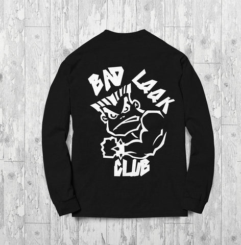 BADLQQK CLUB - CREW SWEATER