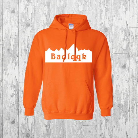 BADAGONIA HOODED SWEATER