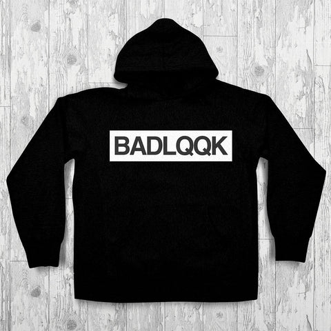 BADLQQK CLASSIC HOODED SWEATSHIRT