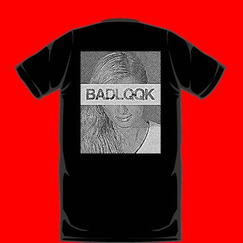 BADLQQK PARIS T-SHIRT