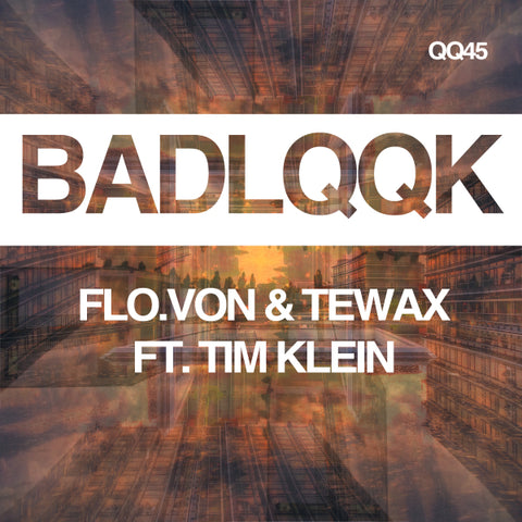 Flo.Von & Tewax Ft. Tim Klein - LIKE IT EP