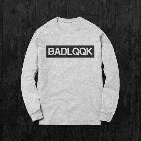 BADLQQK CLASSIC LONG SLEEVE T-SHIRT