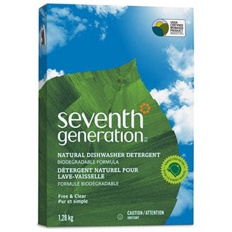 Seventh Generation - Automatic Dishwasher Powder