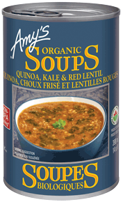 Amy's - Soup - Quinoa, Kale & Red Lentil