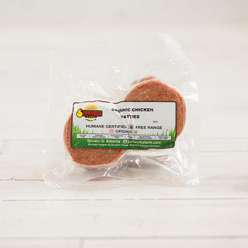 Sunworks Farm - Chicken - Breakfast Patties