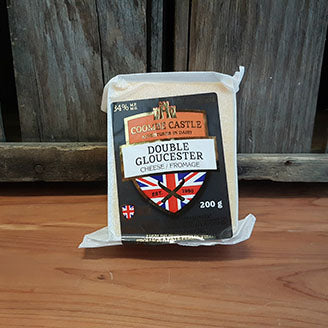Coombe Castle - Cheese - Double Gloucester