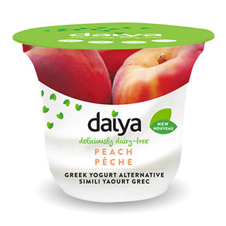 Daiya - Yogurt Alternative, Greek Style, Peach