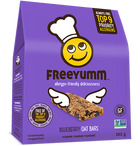 FreeYumm - Blueberry Oat Bars