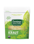 Farmhouse Culture - Garlic Dill Pickle Kraut