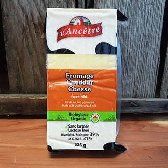 L'Ancetre - Cheddar Cheese - Old - Large