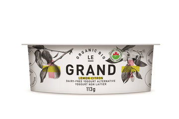 Le Grand - Vegan Yogurt - Lemon