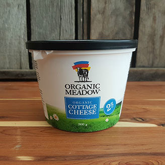 Organic Meadow - Cottage Cheese 2%