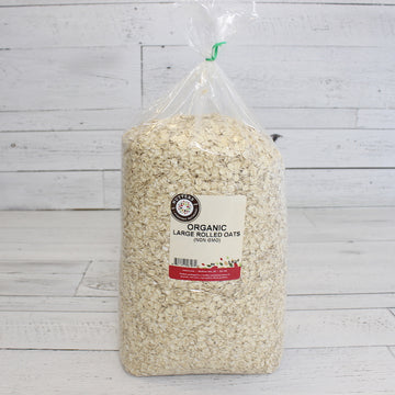 Nutters - Organic Large Rolled Oats