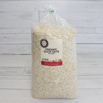 Nutters - Organic Quick Oats