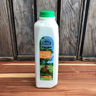 Rock Ridge - Whole Cow Milk 1L - AB