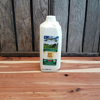Vital Green 2L Whole Milk