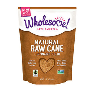 Wholesome Sweeteners - Raw Cane Sugar