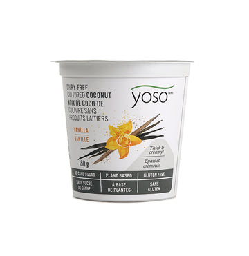 Yoso - Coconut Yogurt - Vanilla