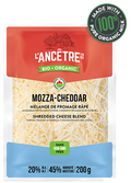 L'Ancetre - Shredded Cheese - Mozza-Cheddar Blend