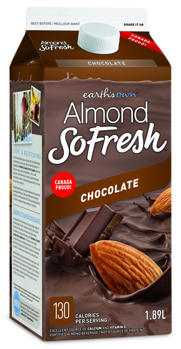 Earth's Own - Almond Milk - Fresh Chocolate