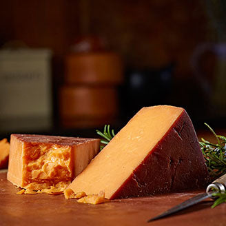 Ford Farm - Dorset Red Smoked Cheese