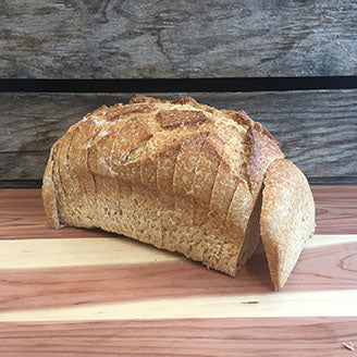 Breadland - Whole Grain Kamut Bread - Sliced