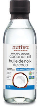 Nutiva - Coconut Oil Liquid - Classic