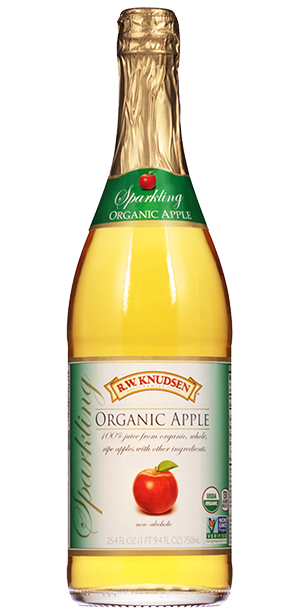 Knudsen - Sparkling Apple Juice