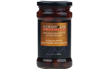 Acropolis - Olives - Kalamata - Pitted