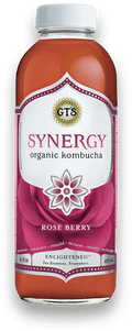 GT's - Kombucha - Rose Berry