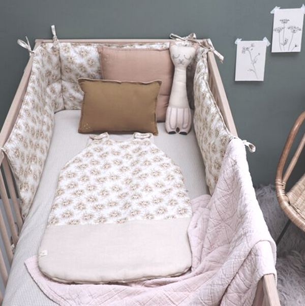 Organic Baby Bedding | Shop Cot Bed Linen & Decor At Poème Lifestyle