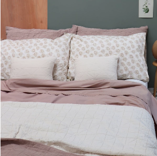 Bedding, Bed Linen, Blankets & Decor | Shop Organic At Poème Lifestyle