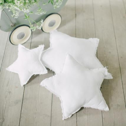 Nursery Decorative Cushions | Shop Organic Bed Linen at Poème Lifestyle