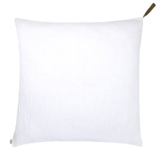Poeme Lifestyle sells 100% organic cotton pillowcase by Numero 74 online in Australia for your bedroom. Available in a range of earthy colors.