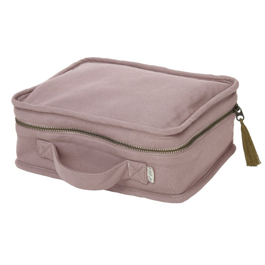 Numero 74 Suitcase - Dusty Pink