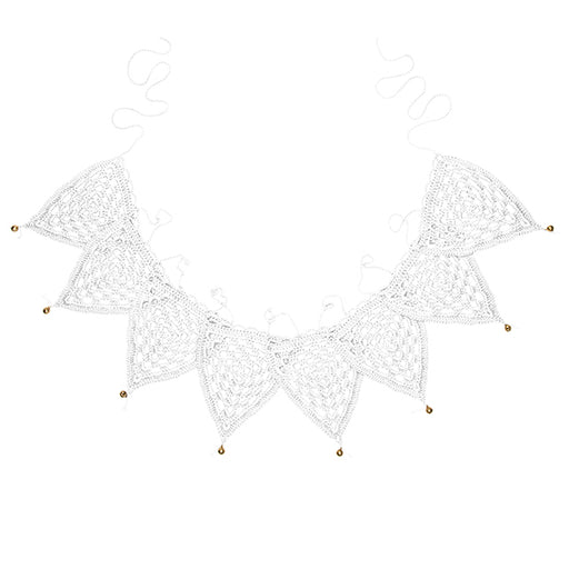 Poeme Lifestyle sells gorgeous bunting garland crochet by Numero 74 online in Australia. Available in many earthy colors.