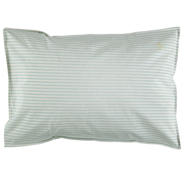 Standard Pillowcase - Ticking Marine