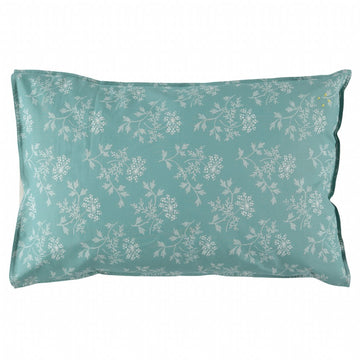 Poeme lifestyle sells earthy cotton pillow case by Camomile London online in Australia,